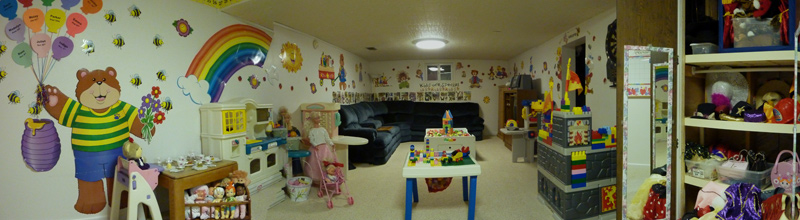 Daycare Playroom
